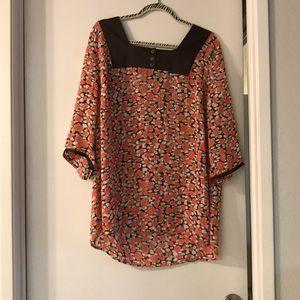 Maggie Barnes workwear shirt